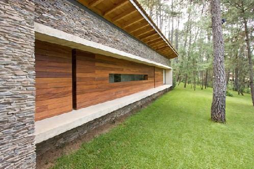 Fachadas de casas modernas todo fachadas for Casas de campo modernas