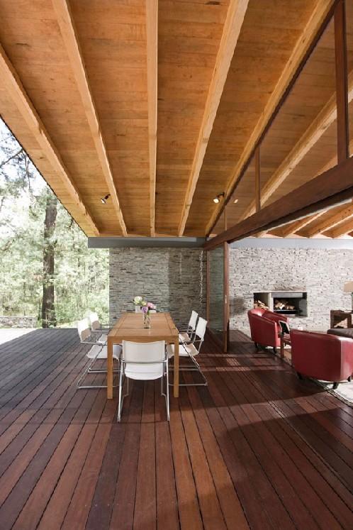Fachadas de casas modernas todo fachadas for Casa moderna en el campo