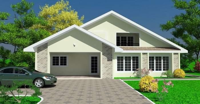 50 modelos de fachadas residenciales de todos los estilos for Fachadas contemporaneas