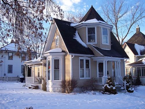 Fachadas inglesas fachadas de casas for Decoracion de casas antiguas fotos