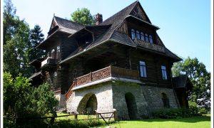 Fachadas Swiss Chalets