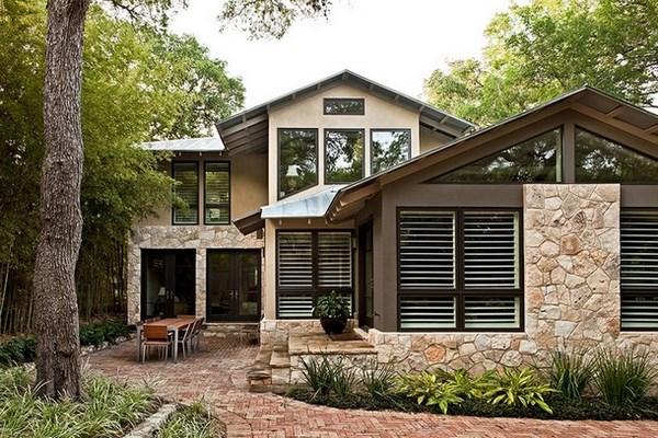 Fachadas rusticas fachadas de casas for Fachadas rusticas de piedra y ladrillo
