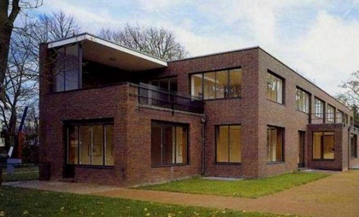 50 modelos de fachadas residenciales de todos los estilos todo fachadas - Casa de ladrillos ...