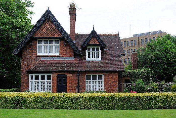 fachadas inglesas fachadas de casas
