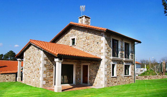 Fachadas de piedra fachadas de casas - Fachadas de piedra fotos ...