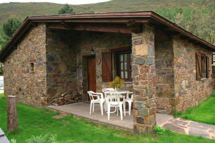 Fachadas de piedra fachadas de casas - Piedras para fachadas de casas rusticas ...