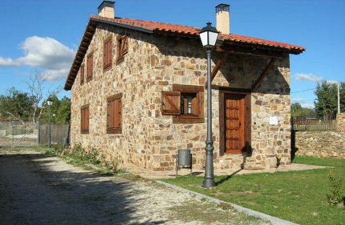 Fachadas rusticas fachadas de casas - Como reformar una casa ...