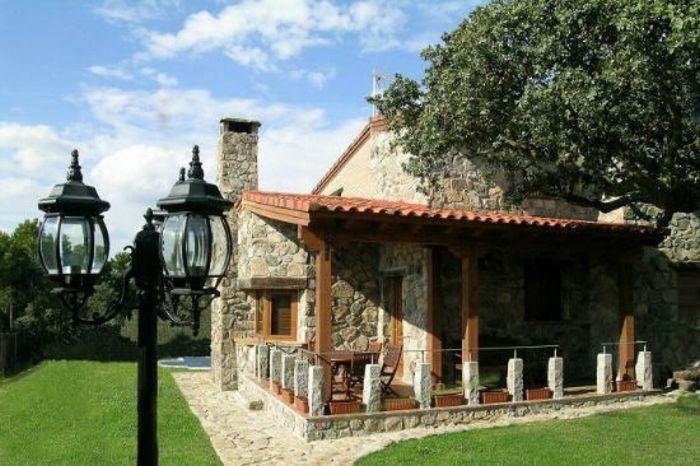 Fachadas de piedra fachadas de casas - Fotos casas rusticas ...