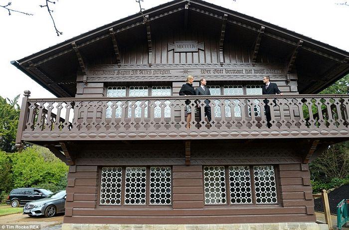 Fachadas Swiss Chalets u2013 Fachadas de Casas
