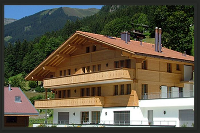 Fachadas swiss chalets fachadas de casas - Fachadas de chalets ...