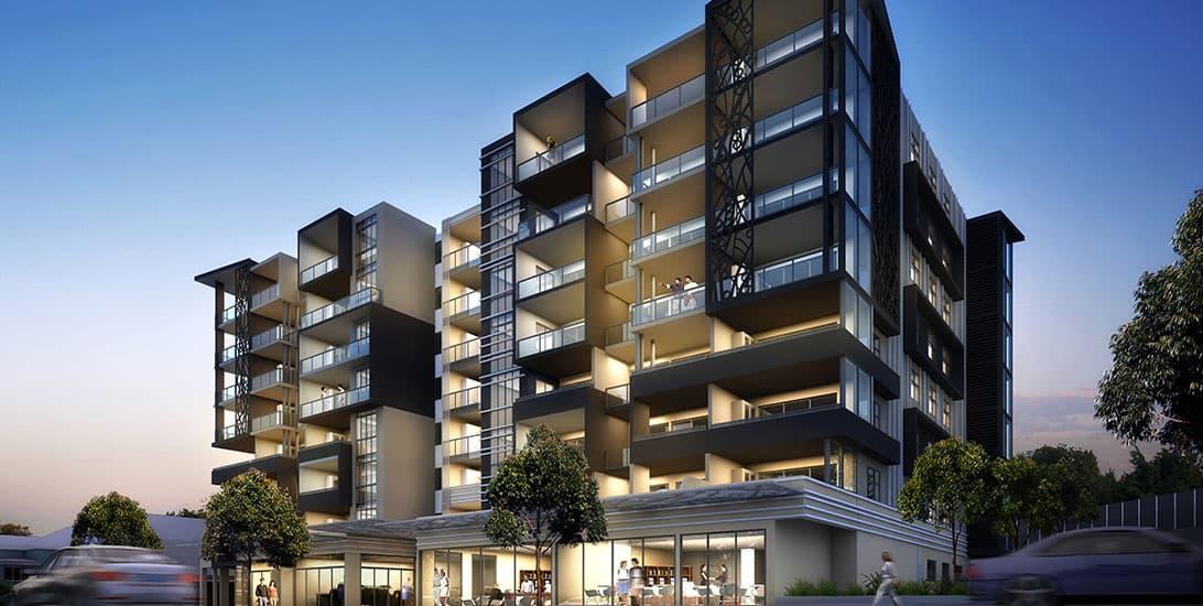 29 asombrosas fachadas de edificios modernos todo fachadas for Fachadas de edificios modernos