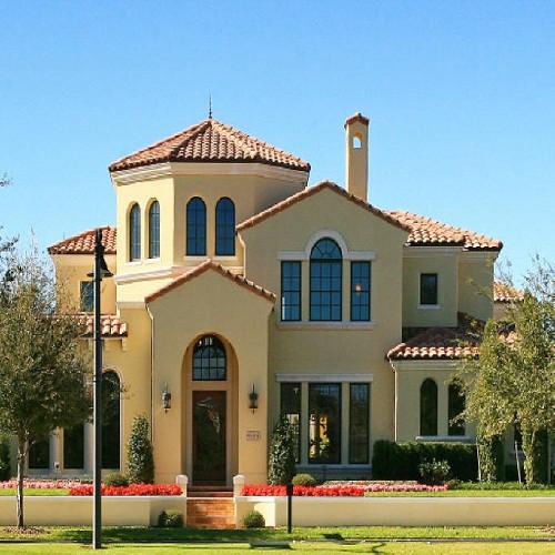Fachadas casas mediterraneas fachadas de casas - Fachadas clasicas ...
