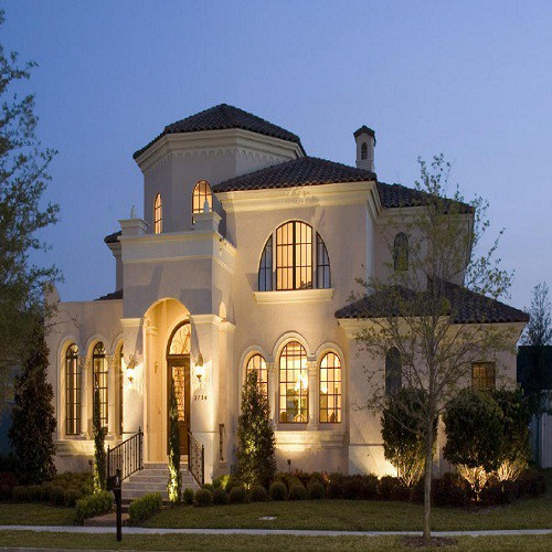 Fachadas casas mediterraneas todo fachadas for Casas clasicas modernas