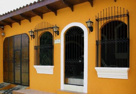 Fachadas coloniales mexicanas fachadas de casas for Nuevos colores de pinturas para casas