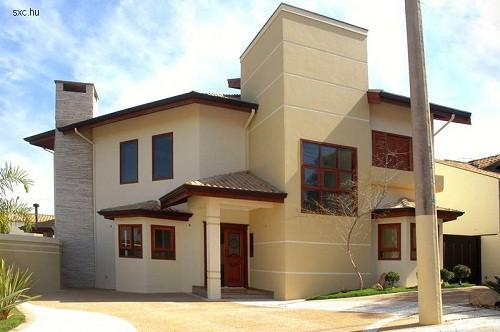 Fotos de frentes de casas modernas