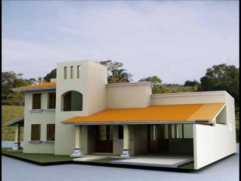12 fachadas de casas mexicanas contempor neas todo fachadas for Estilos de casas contemporaneas