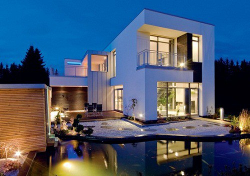 Imagen de Diseños de fachadas de casas modernas
