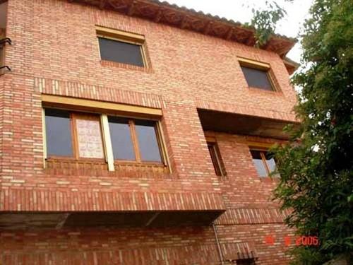 Fachadas ladrillo visto fachadas de casas - Fachadas de ladrillo visto ...