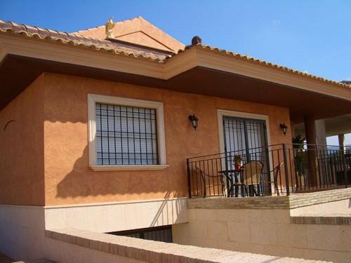 Fotos fachadas monocapa fachadas de casas - Fachadas con monocapa ...