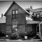 Casas y fachadas antiguas de hace más de 50 años