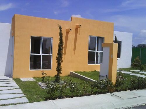 fachadas casas infonavit todo fachadas
