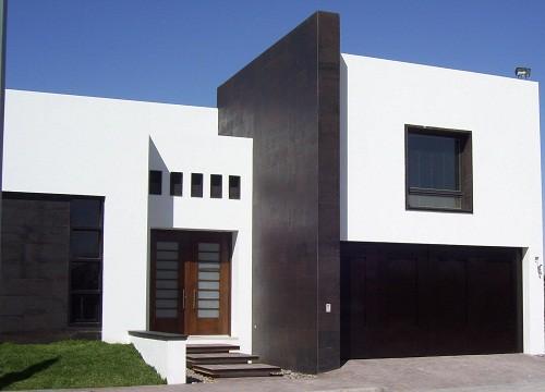 Fachadas de casas minimalistas todo fachadas for Casas minimalistas fachadas