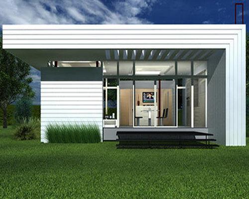 Fachadas de casas peque as fachadas de casas for Fachadas de viviendas pequenas