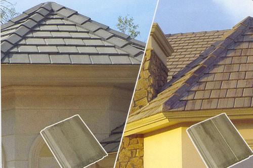 Tejas para fachadas fachadas con tejas fachadas de casas for Modelos de techos con tejas