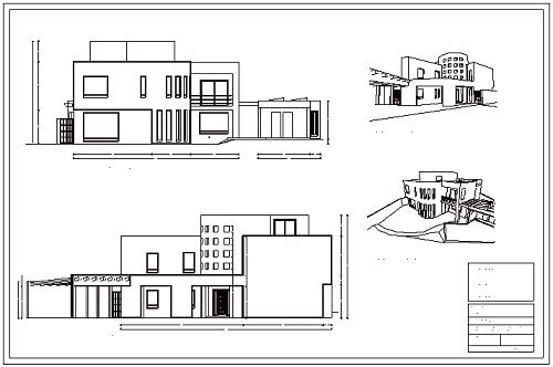 fachada arquitect nica planos de fachadas todo fachadas