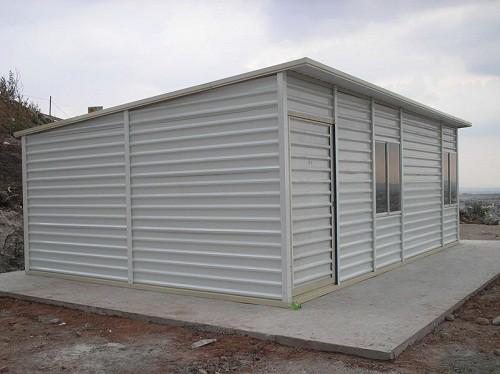 Fachadas de casas de l mina todo fachadas for Tipos de laminas para techos de casas