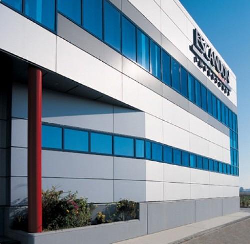 Fachadas de oficinas todo fachadas - Empresas de fachadas ...