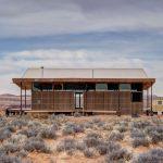 Casas en lugares desoladores:  El desierto