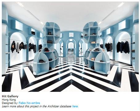 Decoracion surrealista de fachadas de salas de ventas - Decoracion de fachadas ...