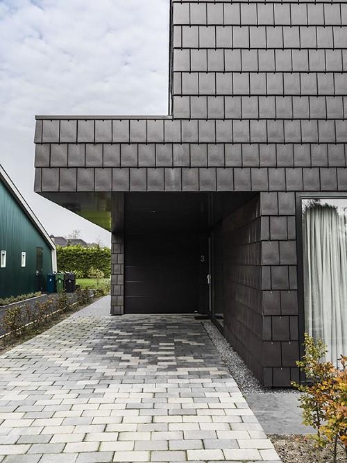 Fachadas de ceramica fachadas de casas for Fachadas de ceramica