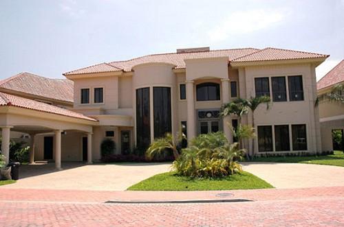 Colecci n de fachadas de casas de lujo 2013 todo fachadas - Casas americanas de lujo ...