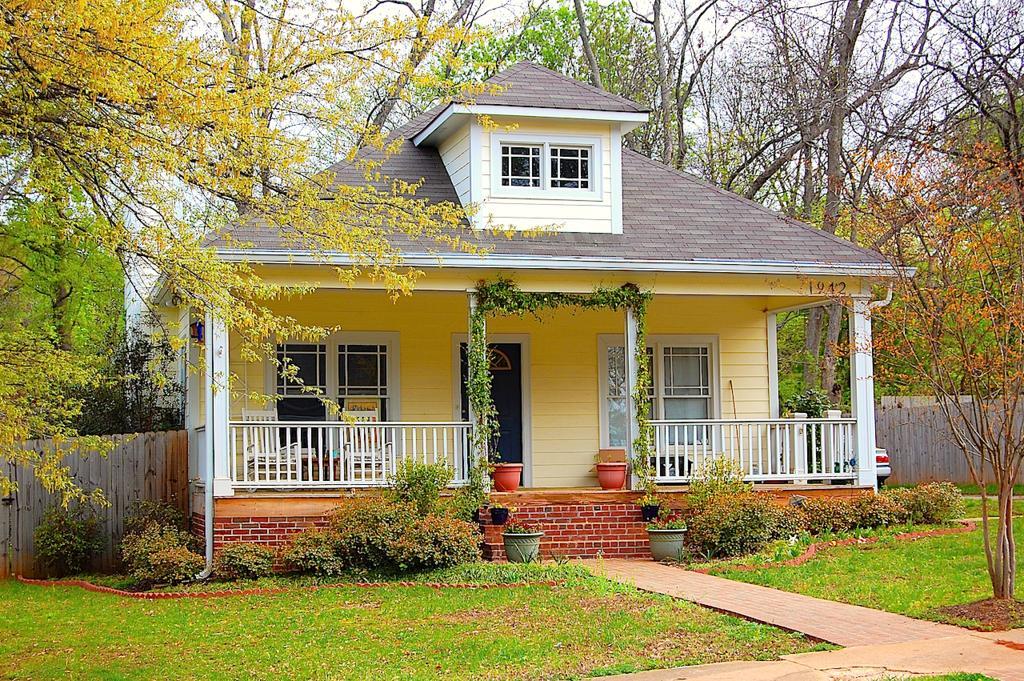 La adaptabilidad de las casas estilo americano fachadas for Fachadas de casas estilo americano