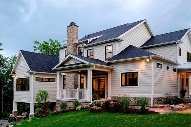 La adaptabilidad de las casas estilo americano todo fachadas for Casas estilo americano interiores