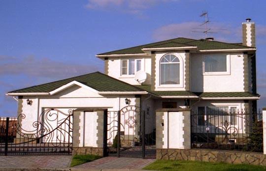 La adaptabilidad de las casas estilo americano todo fachadas for Casa modelo americano