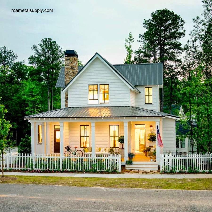 La adaptabilidad de las casas estilo americano fachadas for Casas americanas fachadas