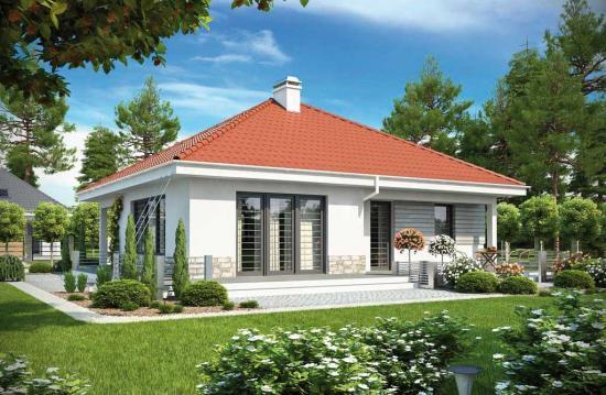 La adaptabilidad de las casas estilo americano fachadas for Casas estilo americano interiores