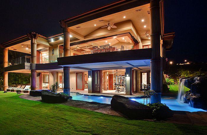 Fachadas iluminacion 7 fachadas de casas - Casas de iluminacion ...