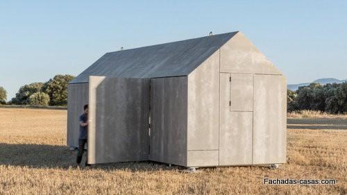 Fachadas de casas prefabricadas port tiles fachadas de casas - Casas portatiles precios ...