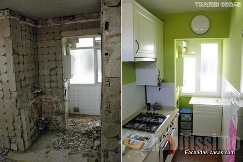 Renueva la fachada o los interiores de tu casa y evita la for Fachadas de casas interiores