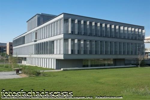 Modulo tecnol gico m2 de la universidad de salamanca por - Trabajo de arquitecto en espana ...