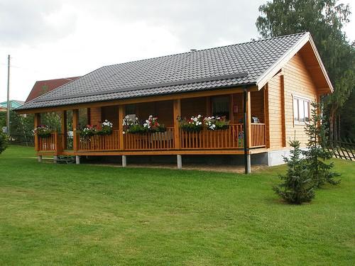 Fachadas campestres fachadas de casas for Cubiertas para casas campestres