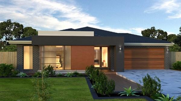 Casas modernas de una planta todo fachadas for Fachadas casas modernas de una planta