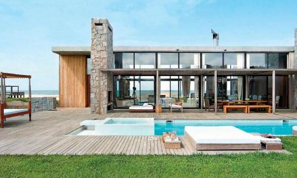 Casas frente al mar todo fachadas - Casas en el mar ...