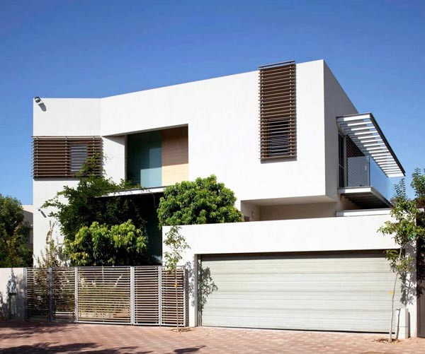 Casas minimalistas de dos plantas fachadas de casas for Plantas casas minimalistas