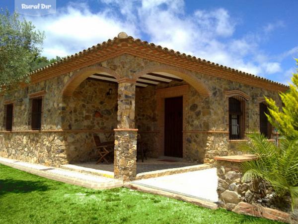 Lo bonito de las fachadas de ladrillo y piedra todo fachadas - Piedras para fachadas de casas modernas ...
