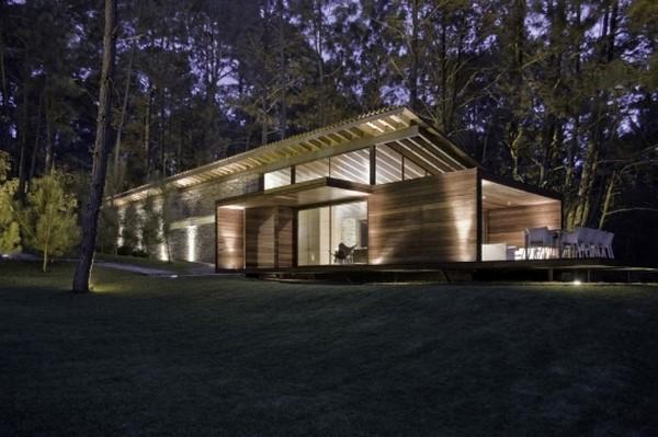 Chalet de estilo clasico moderno fachadas de casas for Fachadas chalets clasicos